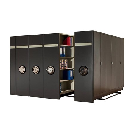 compact archive cabinet